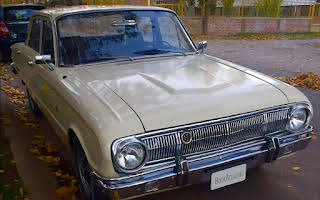 Ford Falcon Rent Neuquén